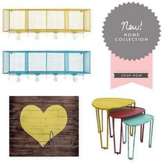 New HOME collection at Lark