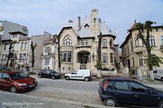 case vechi bvd. regina elisabeta constanta, Constanta, Queen Elizabeth bvd. old houses, Queen Elizabeth alee alten Häusern, Reine Elizabeth avenue vieilles maisons,