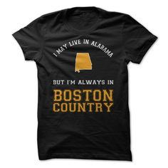 Alabama For Boston Country - $21.00 - Buy now