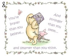 Discover and share Eeyore Winnie The Pooh Quotes. Explore our collection of motivational and famous quotes by authors you know and love. Winnie The Pooh Pictures, Winnie The Pooh Quotes, Winnie The Pooh Friends, Eeyore Quotes, Goodbye Quotes, Bon Courage, Pooh Bear, Tigger, Snoopy
