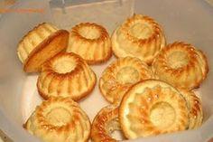 Vali konyhája: Mini kuglófok