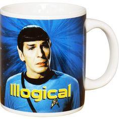 Taza Doctor Spock | Tazas y Jarras