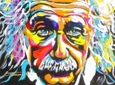 Einstein 2 by Jonathan Tyson