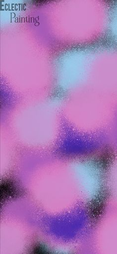 Download Free HD Abstract iPhone Wallpaper With Pink Paint Ball Splatters