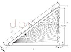 die besten 25 dreiecksfenster ideen auf pinterest. Black Bedroom Furniture Sets. Home Design Ideas