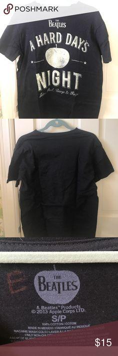 "The Beatles tshirt Soft cotton ""Hard day's night"" tshirt GAP Tops Tees - Short Sleeve"