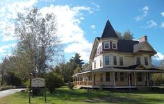OldHouses.com - 1880 Victorian - Hathaway's of Stratford in North Stratford, New Hampshire