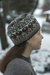 Ravelry: sheep heid pattern by Kate Davies