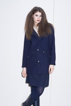 A.P.C. Fall 2014 Ready-to-Wear Collection Slideshow on Style.com