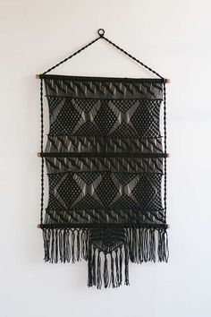 Magical Thinking Tiva Macrame Wall Hanging - Urban Outfitters
