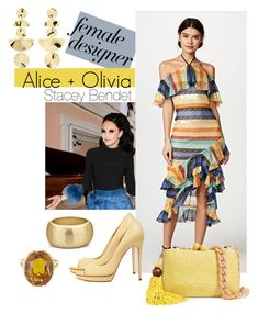"""Female Fashion Designers Rule!!"" by mdfletch ❤ liked on Polyvore featuring Casadei, Serpui, Ippolita, internationalwomensday, pressforprogress, FemaleDesigners and ByWomenForWomen"