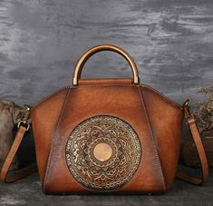 Luxury Women Genuine Leather Handbags Ladies Retro Elegant Shoulder Messenger Bag Cow Leather Handmade Womans Bags Source by ronaldusv Bags designer Sacs Design, Hobo Crossbody Bag, Satchel Purse, Bracelet Cuir, Leather Bags Handmade, Handmade Handbags, Purses And Handbags, Luxury Handbags, Cheap Handbags