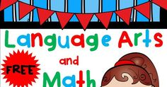 Woo Hoo! I'm so excited and thankful for all of you for your support!     Language Arts and Math FREEBIE – Here's a FREEBIE for you to ...