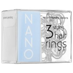 invisibobble - NANO the styling hair ring  in To Be or Nude To Be #sephora