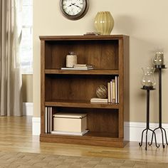 Sauder 3Shelf Bookcase Oiled Oak Finish * Read more reviews of the product by visiting the link on the image.Note:It is affiliate link to Amazon.