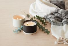 Photo 1 of 1 in The 27 Best Candles of the Season - Dwell 3 Wick Candles, Best Candles, Scented Candles, Contemporary Building, Home Goods Decor, Fireplace Accessories, Natural Essential Oils, Candle Making, Fall Decor