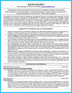 awesome The Most Excellent Business Management Resume Ever, Check more at http://snefci.org/excellent-business-management-resume-ever