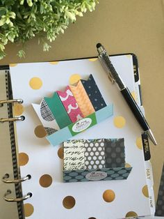 Page Flags / Target Dollar Spot Inspired / Planner / Erin Condren