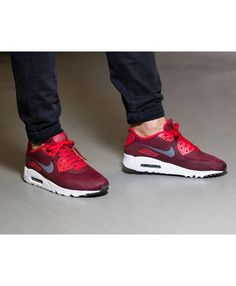 super popular 1b365 f9e41 Men s Nike Air Max 90 Ultra Essential Team Red University Red White Dark  Grey nike air max 90 series, very cheap!