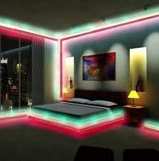 Led Strip Lighting In Kitchens