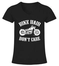 Bike hair dont care