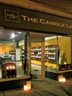 Cbus52: Columbus in a Year: The Candle Lab - Grandview Heights