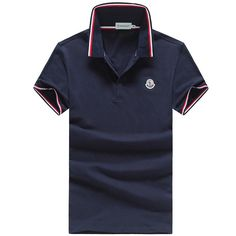 7ade1032 Moncler t-shirts for men, short sleeve cotton polos tshirts. Tony Wu · Polo  Shirt