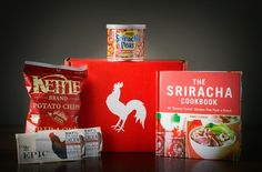 The Sriracha Box as Featured on Product Hunt!