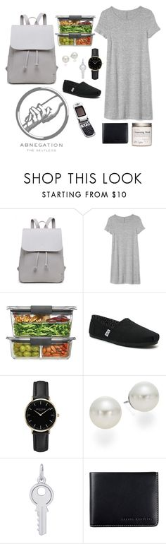"""abnegation pt 2"" by falselycathartic ❤ liked on Polyvore featuring Gap, Rubbermaid, Skechers, ROSEFIELD, AK Anne Klein, Rembrandt Charms, Motorola and Status Anxiety"