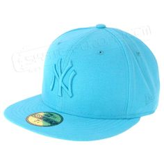 70a39ff734c Cap NEW ERA - LEAGUE BASIC MLB NY YANKEES 59 FIFTY VICEBLUE  cap  new era