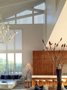 Summer morning in the Hamptons - #MeltMeee by #andromedamurano - #interiordesign #chandelier #architecture #luxury