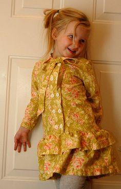 Apple-picking Dress