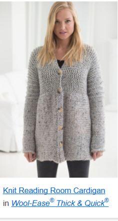 lion brand knit