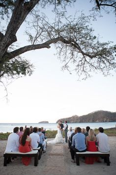 Lake Side Ceremony.