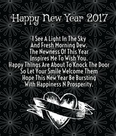 cute happy new year 2017 wishes quotes