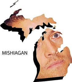 A product of the Mishapocalypse, I'm guessing. My state has just become infinitely more awesome!!!!!