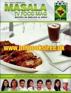 Pdf book of cooking recipes in urdu books pinterest pdf masala tv food magazine february 2014 pdf free download forumfinder Image collections