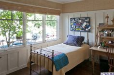 House in La Canada Flintridge, CA 91011 - 3 baths Beautiful Bedrooms, Beautiful Homes, Interior Design Work, Nursery, House, Desk, Furniture, Home Decor, House Of Beauty
