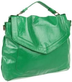 Mother's Day Gift: Latico Cass 7974 Cross Body,Green,One Size