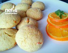 Portakallı Nefis Anne Kurabiyesi (Sıvıyağlı)