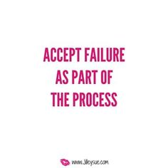 Learning and failing