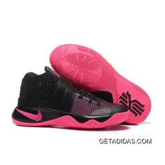 aecd787b595d Nike Kyrie 2 Shoes Black Pink Basketball Shoes Free Shipping