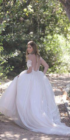 Tendências em vestidos de noiva 2017: corte super princesa