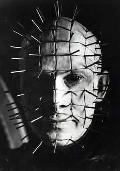 Pinhead - I love that smirk!