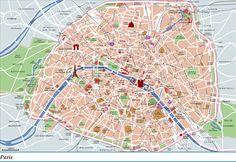 Image issue du site Web http://www.larousse.fr/encyclopedie/data/cartes/1300285-Paris.HD.jpg