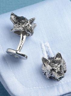 wolf cufflink - Pesquisa Google