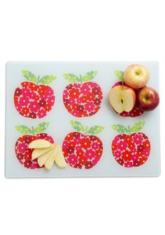 I would use this cutting board everyday in the spring & summer to slice up my fruits and veggies.