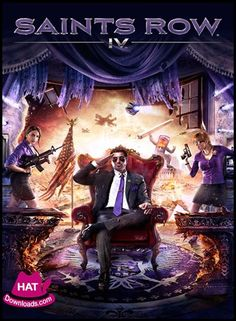 Saints Row 4 PC Game Free Download  http://www.hatdownloads.com/saints-row-4-pc-game-free-download/