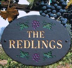 Country Mouse --- 860-485-1419 - Personalized house signs, welcome signs, house name plates, house name plaques.