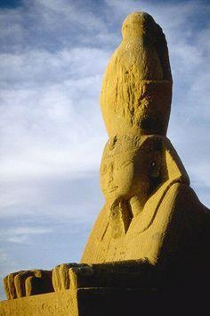 Wadi el Seboua . Temple of Dakka (New Sebua, Egypt Assuan